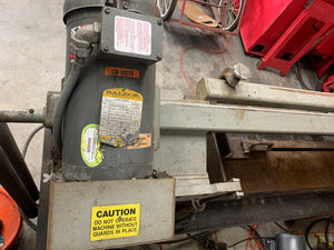 "13"" x 38"" Wellsaw 1338 Horizontal Bandsaw, 2000- High Speed Drive, 1.25"" Blade"