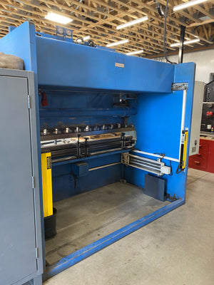 176 Ton x 10' Knuth AP-10-176 CNC Press Brake, 2005- Tooling Included