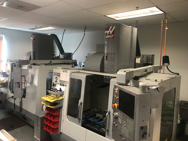 2007 Haas VF-2SSYT - Wireless Probing, 12k RPM Spindle, Extended Travel