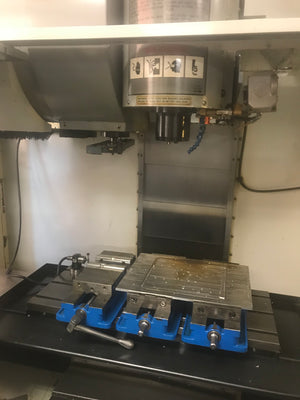 2006 Haas VF-2SS - TSC, Wireless Probing, 12k RPM Spindle, 4th and 5th Axis Enab