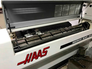 2000 Haas Servo 300 6ft Bar Feeder