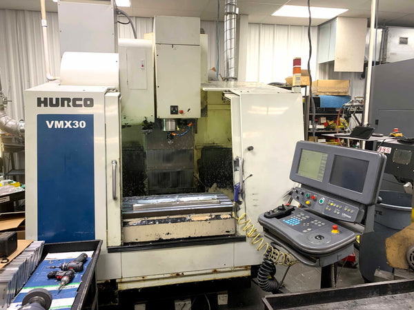 2003 Hurco VMX30 Vertical Machining Center