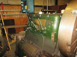 "Axelson 52""x96"" Manual Engine Lathe"