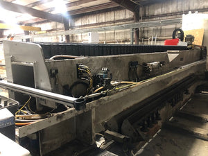 Park Industries Titan 1016, 2008 CNC Stone Center - Pods Included, Video