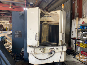 Makino A55 HMC, 1994 - Chip Conveyor,12K RPM Spindle