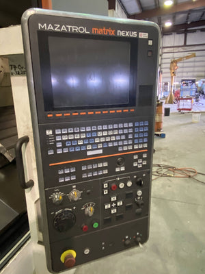 Mazak Slant Turn Nexus 550 CNC Lathe, 2011 - Price on Request, Under Power, Available for Inspection