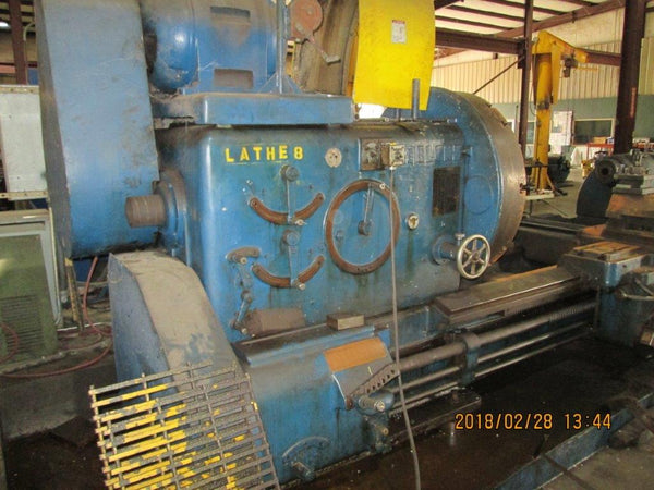 "48"" x 132"" LeBlond Heavy Duty Engine Lathe For Sale"