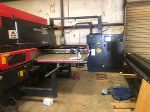33 Ton Amada Vipros 357 Queen Turret Punch, 1999