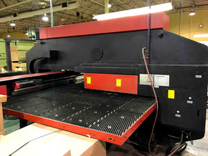1997 Amada Vipros 358 King CNC Turret Punch