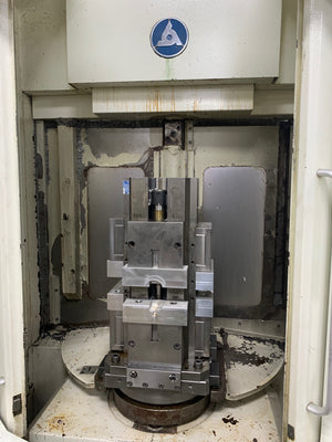 Kitamura Mycenter HX300iF HMC, 2008 - Full 4th Axis, 1,000 PSI TSC, Video Available