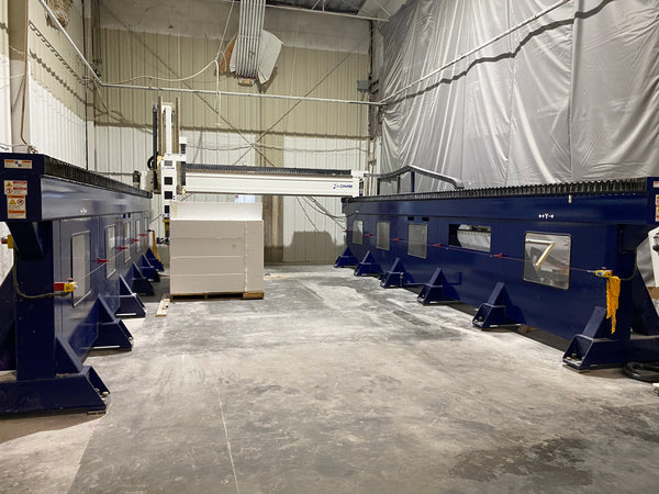 DMS 5-Axis Side-Wall Overhead Gantry, 2019 - 24K RPM Spindle
