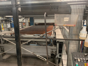 3000 Watt Salvagnini L1.IT Laser, 2007 - 5' x 10' Table, New Head