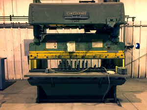 50 Ton x 8' Cincinnati 3-50 Press Brake