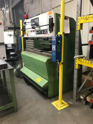 Guifil PE15-35, 38.5 Ton x 5 Ft Press Brake