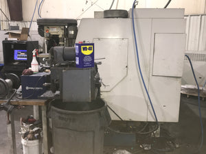 MORI SEIKI SL25Y/500 4-AXIS CNC TURNING & MILLING MACHINE, 1993
