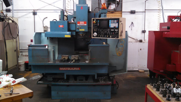 1983 Matsuura MC-500V2 Vertical Machining Center