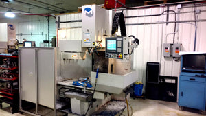 2011 Milltronics RH20 CNC Machining Center
