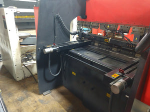 55 Ton x 6.5' Amada RG-50 CNC Press Brake, 1998 - NC9-EXII CNC Control