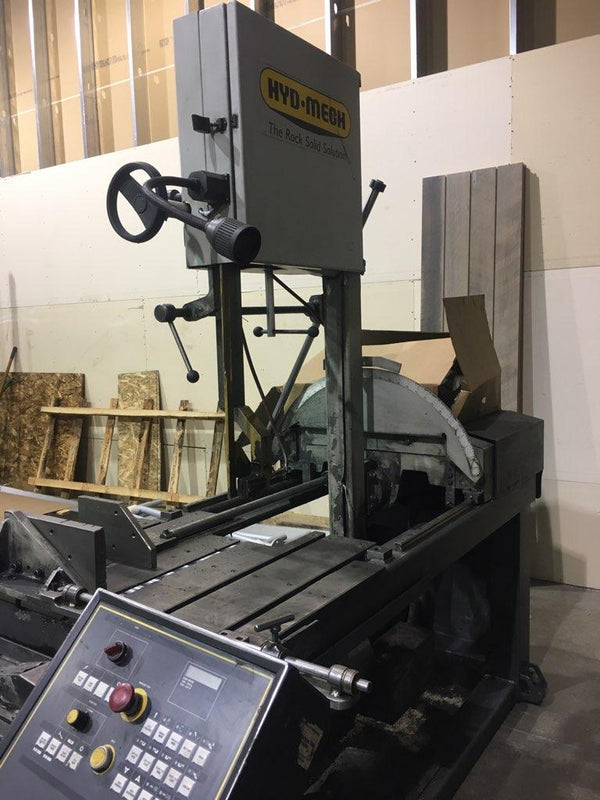 "18"" X 22"" Hydmech VW-18 Vertical Band Saw, 2006"