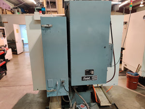 Fadal VMC 15RT, 1994 - Under Power, Video, DNC