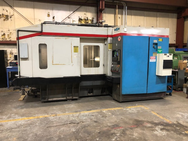 Cincinnati Milacron Maxim 630 CNC Horizontal Machining Center