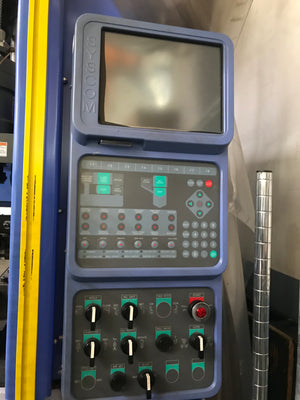 JSW JT40 SELIII Vertical Injection Molding Machine, 2006 - 14.2g Shot Size