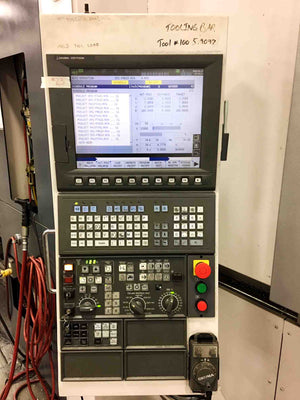 2010 Okuma MB-5000H CNC Horizontal Machining Center
