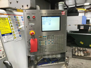 Haas SL-30T CNC Lathe, 2006 - Tailstock, Tool Presetter