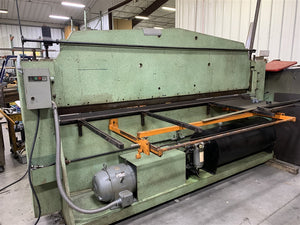14 Gauge X 10' Roto-Die Model 15 Press Brake - Set of Dies Included