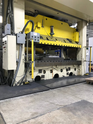 Pacific 600 Ton Press