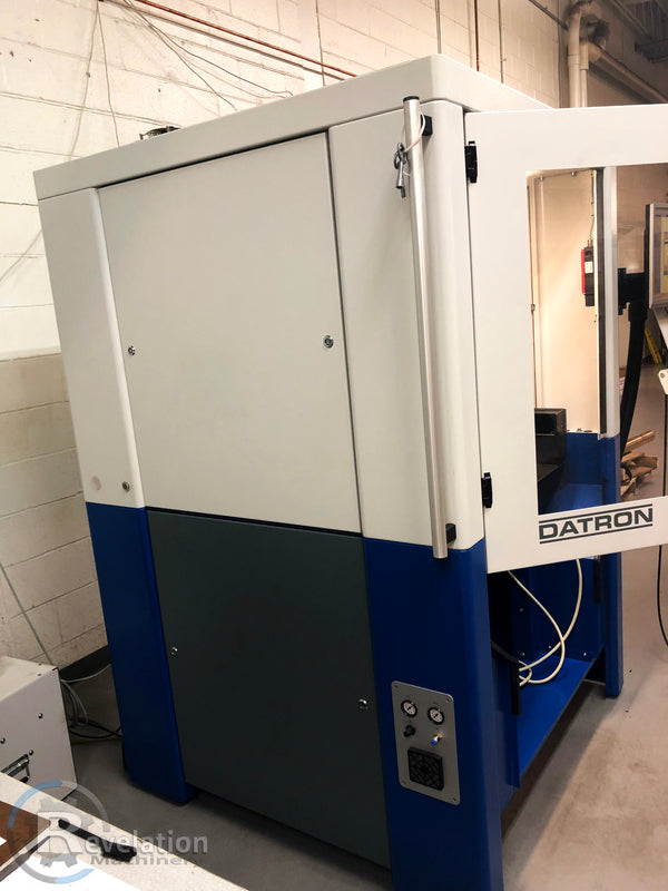 Datron M7HP VMC, 2013 - 48,000 RPM, Only Used for Engraving
