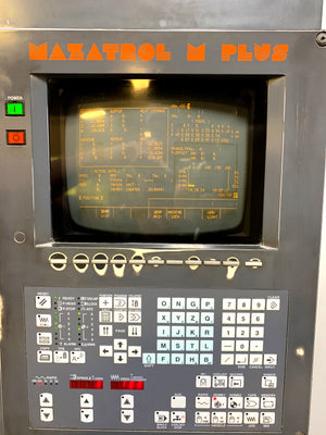 1998 Mazak MTV-515/40N - Tsudakoma 4th Axis - M-Plus Control