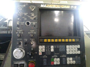 Mazak QT-25 Quick Turn 25 CNC Lathe