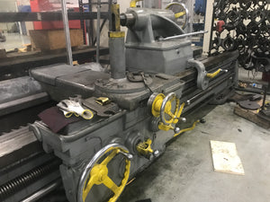 "Monarch NN 44.5"" x 132"" Engine Lathe, 1940 - 24"" Chuck"