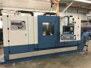 Ingersoll EFM 800 - External Cutter Fulcrum Milling Machine (Crankshaft Mill)