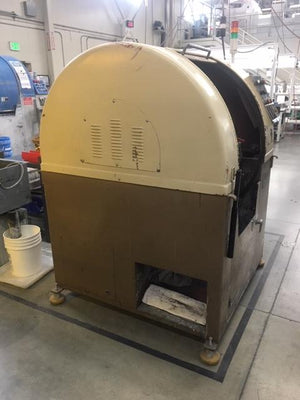 Timesavers HZ120 Barrel Finishing Machine