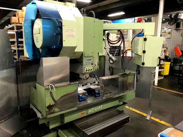 1996 Okuma MC-4VAE Vertical Milling Machine