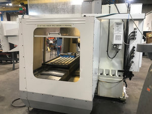 Haas VF-4 VMC 1999 - Great Condition
