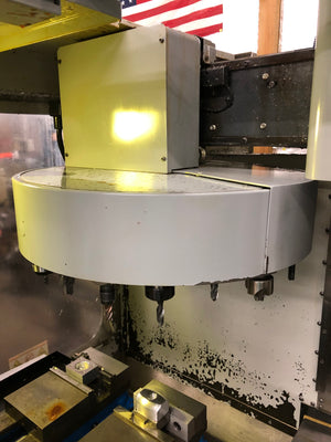 2007 Haas VF-2 Clean and 4th axis Ready!