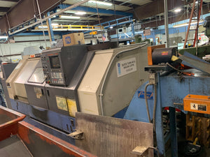 Mazak QTN-40 CNC Lathe, 1998, TailStock, Tooling Included