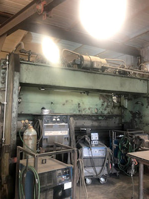400 Ton x 14' Pacific Press Brake