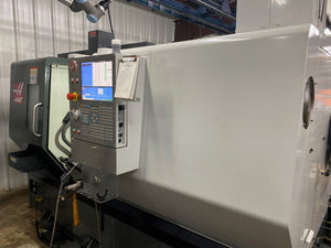 Haas DS-30Y CNC Dual Spindle CNC Lathe, 2017 - Live Tooling, Y Axis, Parts Catcher, More...