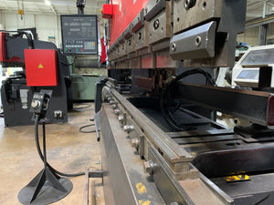 55 Ton x 6.5' Amada RG-50 CNC Press Brake, 1996 - NC9-EXII CNC Control