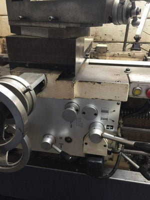 "Summit Model 30-9 Hollow Spindle Lathe, 9"" Hole, 120"" Centers, 25"" Chucks"
