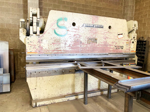 2001 Accurpress 250 Ton x 12ft. Press Brake, Video included