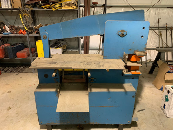 Scotchman Punch	55 Ton Ironworker