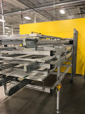 2012 YPSATOR by Burkle 5 Tier Laminator (Solar Panel)