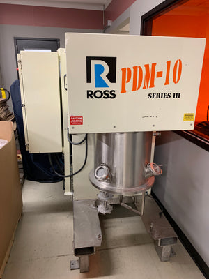 Ross PDM-10, 10 Gallon Power Mix, 1995