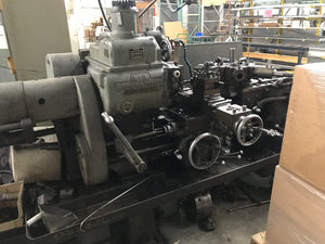 Warner & Swasey #5 Ram Type Turret Lathe, Model M-1740