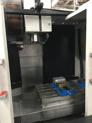 SMTCL VMC850 VMC, 2015 - Rigid Tapping, 8K RPM Spindle